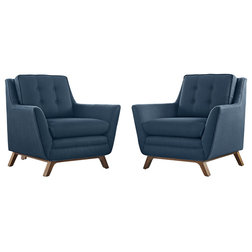 Midcentury Armchairs And Accent Chairs by ModelDeco