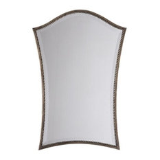 Shop long narrow mirror on houzz for Long narrow mirrors for sale