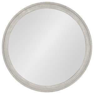 Stratton Home Decor Jocelyn Wall Mirror Contemporary Wall Mirrors By Virventures