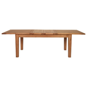 Rustic Manor Extendable Oak Dining Table, 180 Cm
