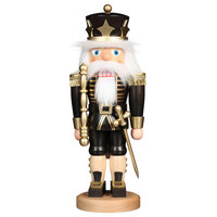 Christian Ulbricht Nutcracker, King in Black