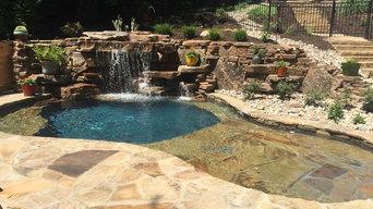 Hardscape and Pool/Spa
