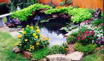 Koi Ponds + Water Gardens