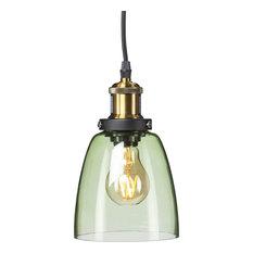 28703c98adcf Savio Colored Glass Mini Pendant Lamp
