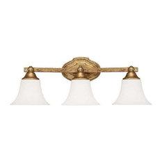 Bathroom Light Fixtures In Gold gold bathroom vanity lights | houzz