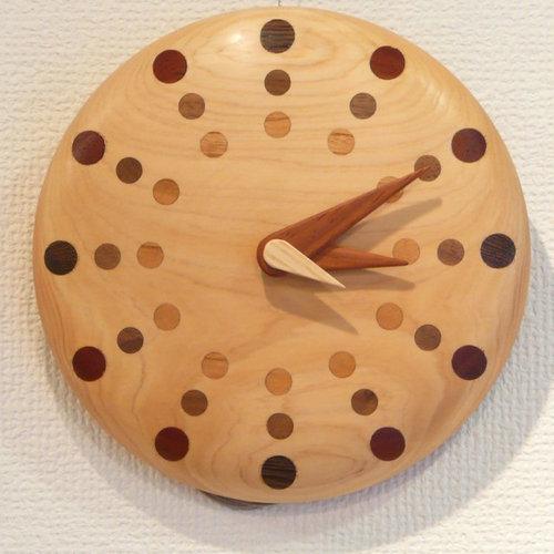 丸時計2 - 壁掛け時計