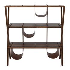 Josè Walnut Bookcase