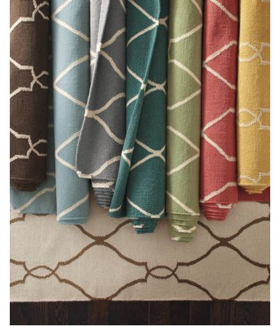 Contemporary Rugs by Garnet Hill