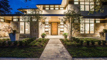 Strait Lane Contemporary Craftsman