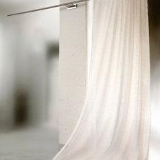 Moderne Gardinenstangen moderne gardinenstangen vorhangstangen houzz