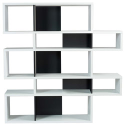 Contemporary Bookcases by Temahome