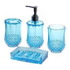 Houzz - Set di accessori per il bagno
