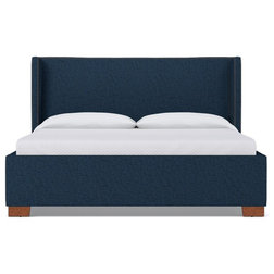 Transitional Panel Beds by Apt2B