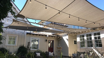 Courtyard Shade Sails