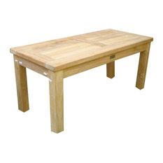 "36"" Cape Cod Rectangular Coffee Table, Grade A Teak"