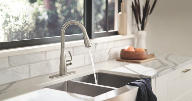 The Latest Trends in Kitchen Faucets at KBIS 2020