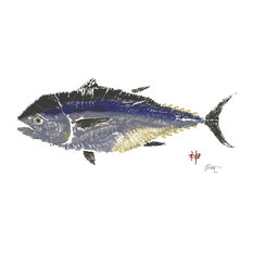 Atlantic Fish Placemats, Set of 4