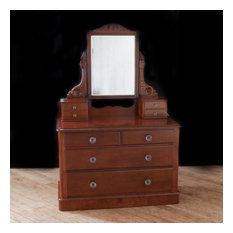 Victorian Mahogany Dressing Table