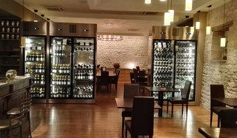 Caves à vins Inox