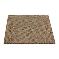 Indoor Accent Rugs, Soft Scroll Loop Carpet, Starlight Geneva, Square 12'x12'