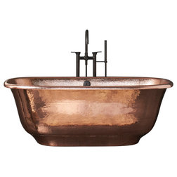 Traditional Bathtubs by Native Trails