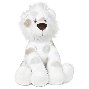 "White GUND Easter Evelyn Bunny Plush Stuffed Animal 14/"""