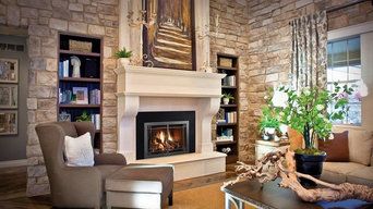 Design Ideas Featuring Mendota Hearth