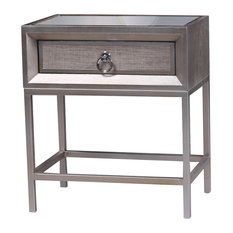 Statements by J - Cassidy 1 Drawer Nightstand - Nightstands and Bedside Tables