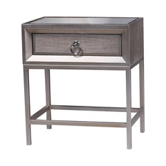 50 most popular metal nightstands and bedside tables for 2018 | houzz Metal Nightstand