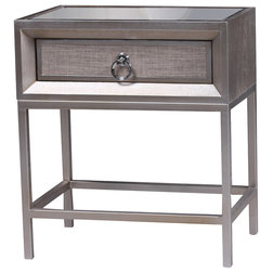 Transitional Nightstands And Bedside Tables by Statements by J