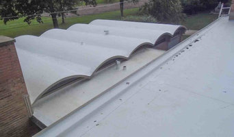 TPO Roofing System over Barrel Roof
