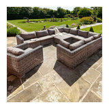 Livingstone Scuro Sofa Set 12