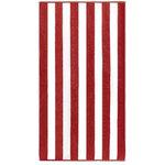 Luxor Linens - Anatalya Classic Resort Beach Towel 1, Red, 1-Piece Set - Product Details
