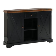 Buffets And Sideboards Houzz - Dining room buffet cabinet