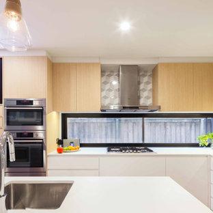 Design ideas for a contemporary home design in Sydney.