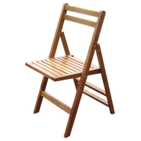 Folding Dining Chairs, Set of 4