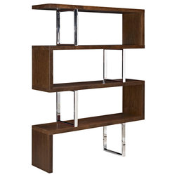 Contemporary Bookcases by VirVentures