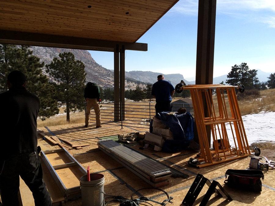 Smith construction pics