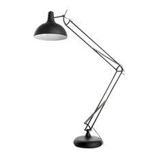 Olivia Floor Lamp, Black