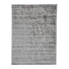 Cameron Hand-woven Distressed Viscose Area Rug by Kosas Home
