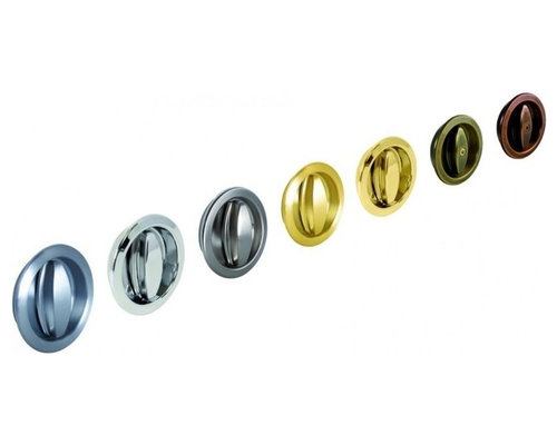 Round Pull Handles By AGB   Pocket Door Hardware