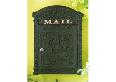 Mailboxes Ecco E6 Victorian Wall-Mount Mailbox