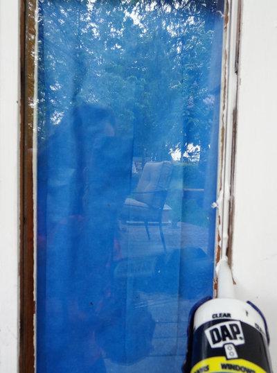 How To Fix Broken Glass Painting