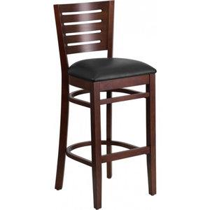 Fabulous Keira Pad Back Folding Bar Transitional Bar Stools And Inzonedesignstudio Interior Chair Design Inzonedesignstudiocom