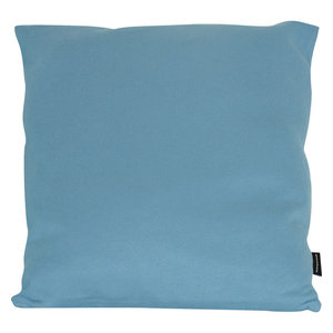 Large Retro Square Cotton Cushion, VW Grey