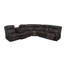 Residence - Kaeden 3-Piece Sectional - Sectional Sofas