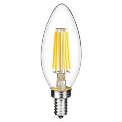this is the coolest led chandelier light bulb that iu0027ve seen so far it has the look of the old chandelier light bulbs unlike other ledu0027s that have a huge