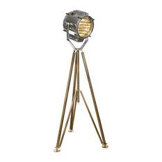 Tripod Spotlight Floor Lamps Houzz