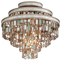Contemporary Flush-mount Ceiling Lighting by Buildcom
