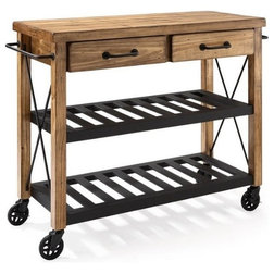 Industrial Kitchen Islands And Kitchen Carts by Homesquare